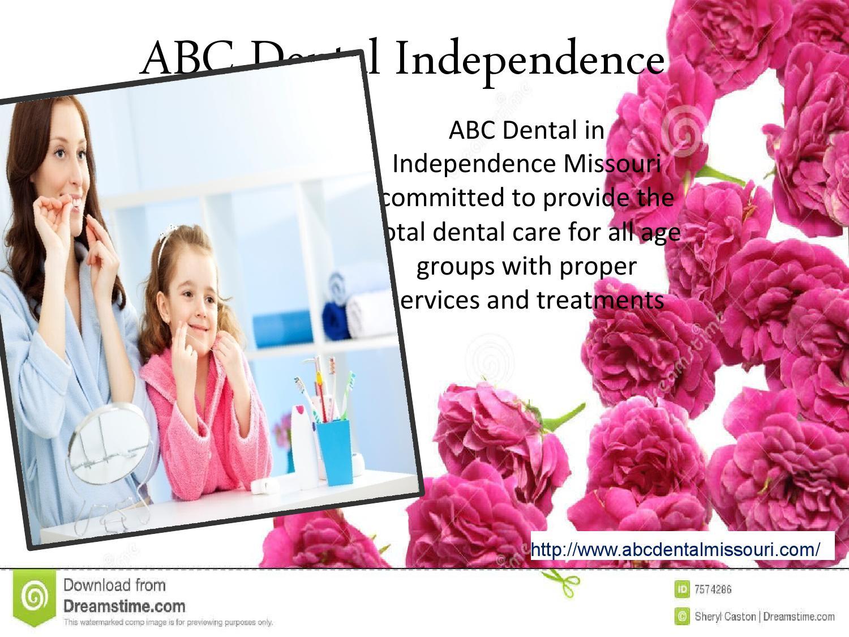 Abc Dental Care family dentist independence mopediatric dentist