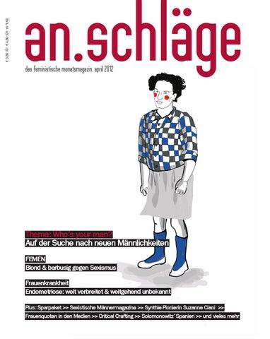 April 2012 an.schläge by an.schläge Das feministische Magazin - issuu