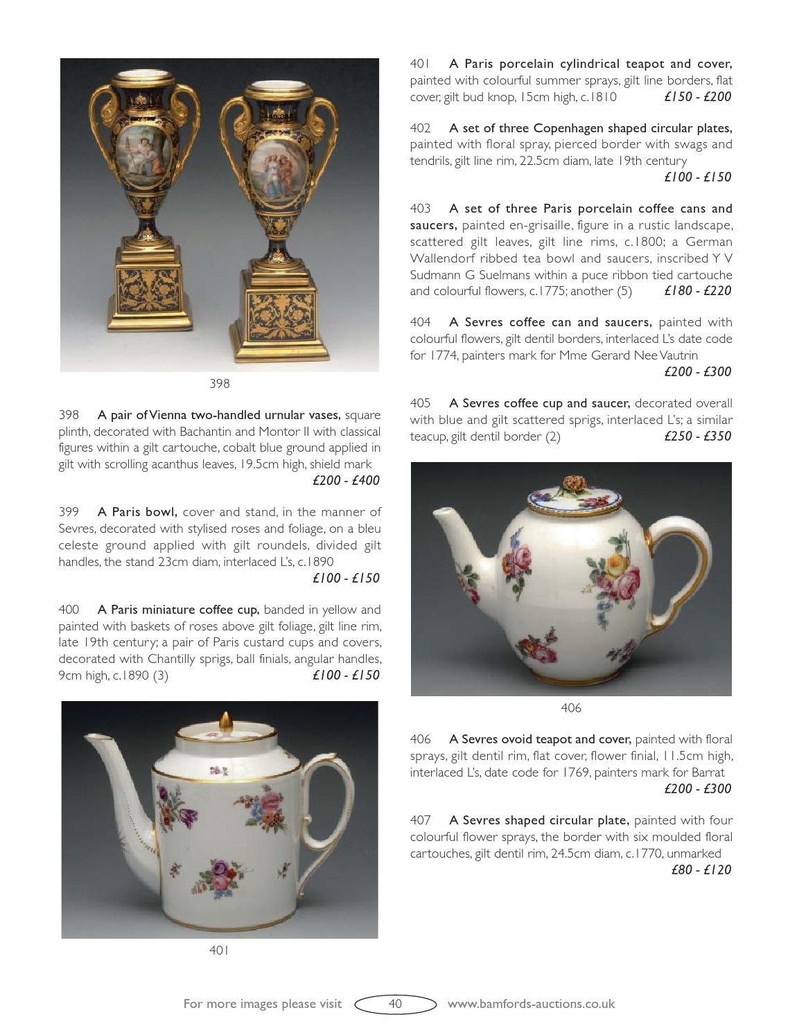 Bamfords Auctioneers by Jamm Design Ltd - issuu