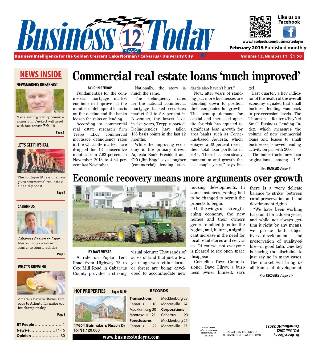 Business Today February by Business TodayCornelius Today