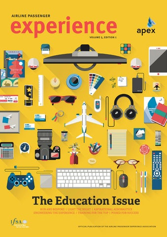 Apex experience the education issue by spafax issuu page 1 fandeluxe Choice Image