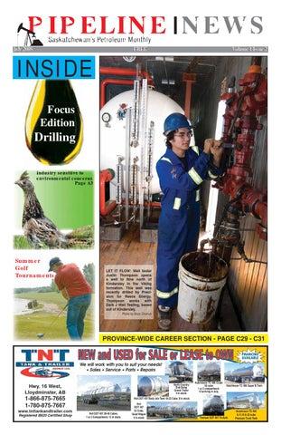 Pipeline News July 2008