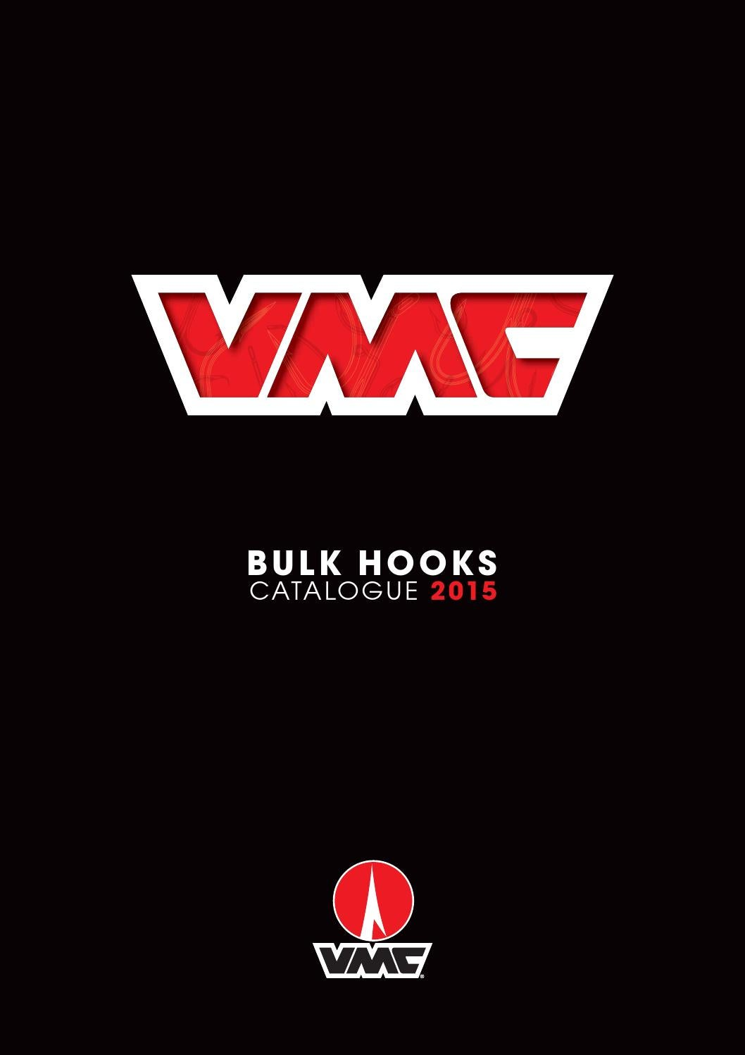 VMC Inline Treble Hooks XStrong 5580