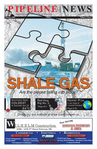 Page 1. PIPELINE NEWS Saskatchewan's Petroleum Monthly