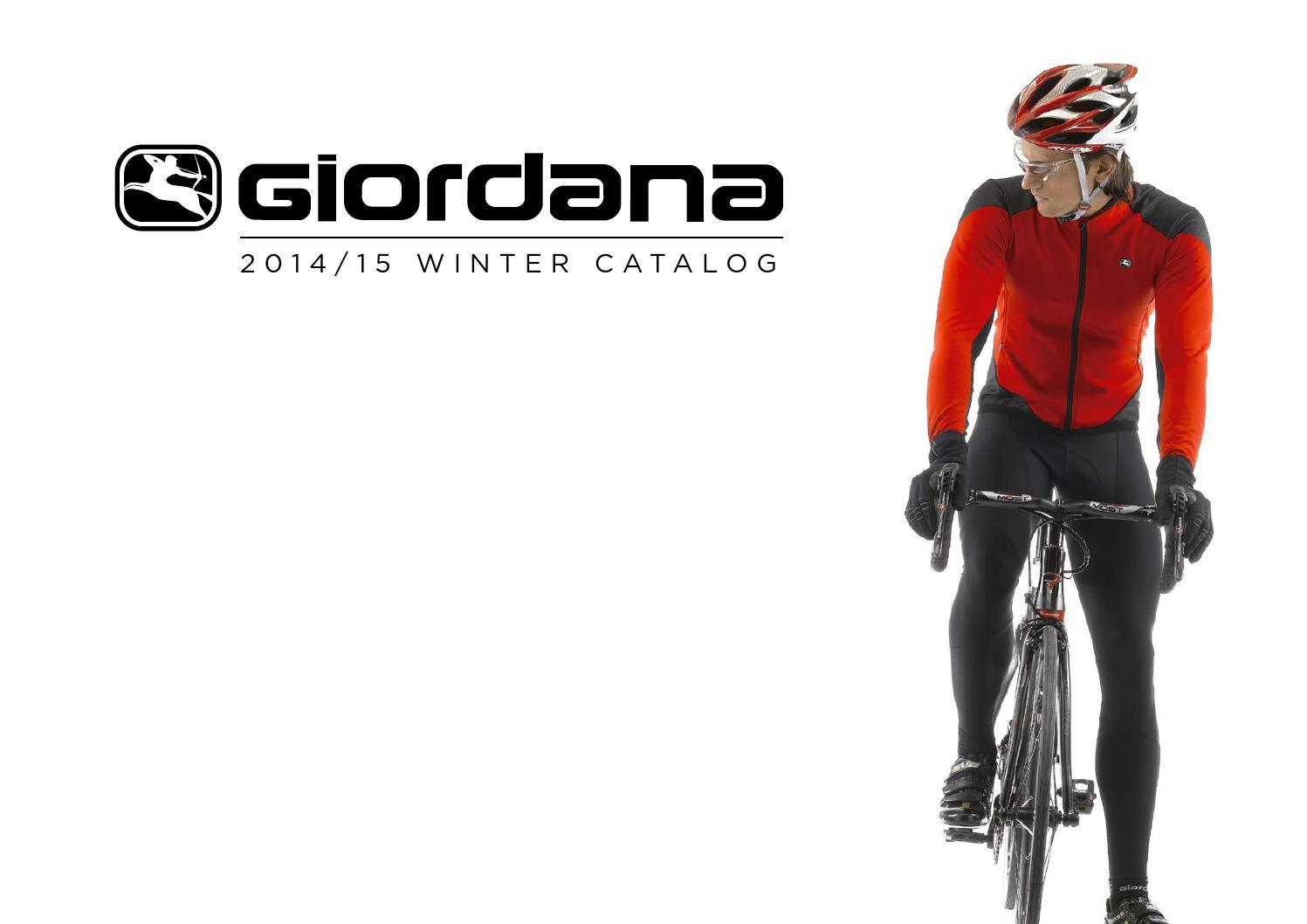 535e2956f0b6 Giordana 2015 Winter Catalog by Giordana Cycling - issuu
