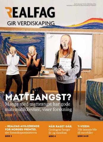 Realfag gir verdiskaping by C media Scandinavia - issuu