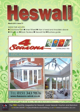 Heswall local march 2015 by talkabout publishing issuu page 1 fandeluxe Images