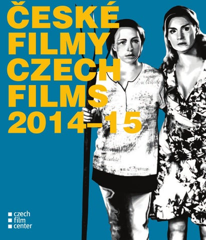 c950024459f7 Czech Films 2014 15 by Czech Film Center - issuu