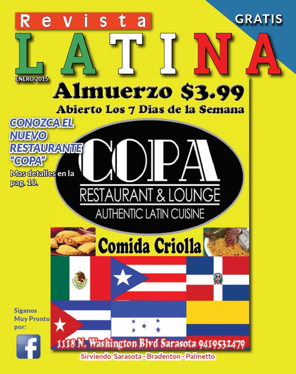 Revista Latina 01 2015 by Revista Latina - issuu