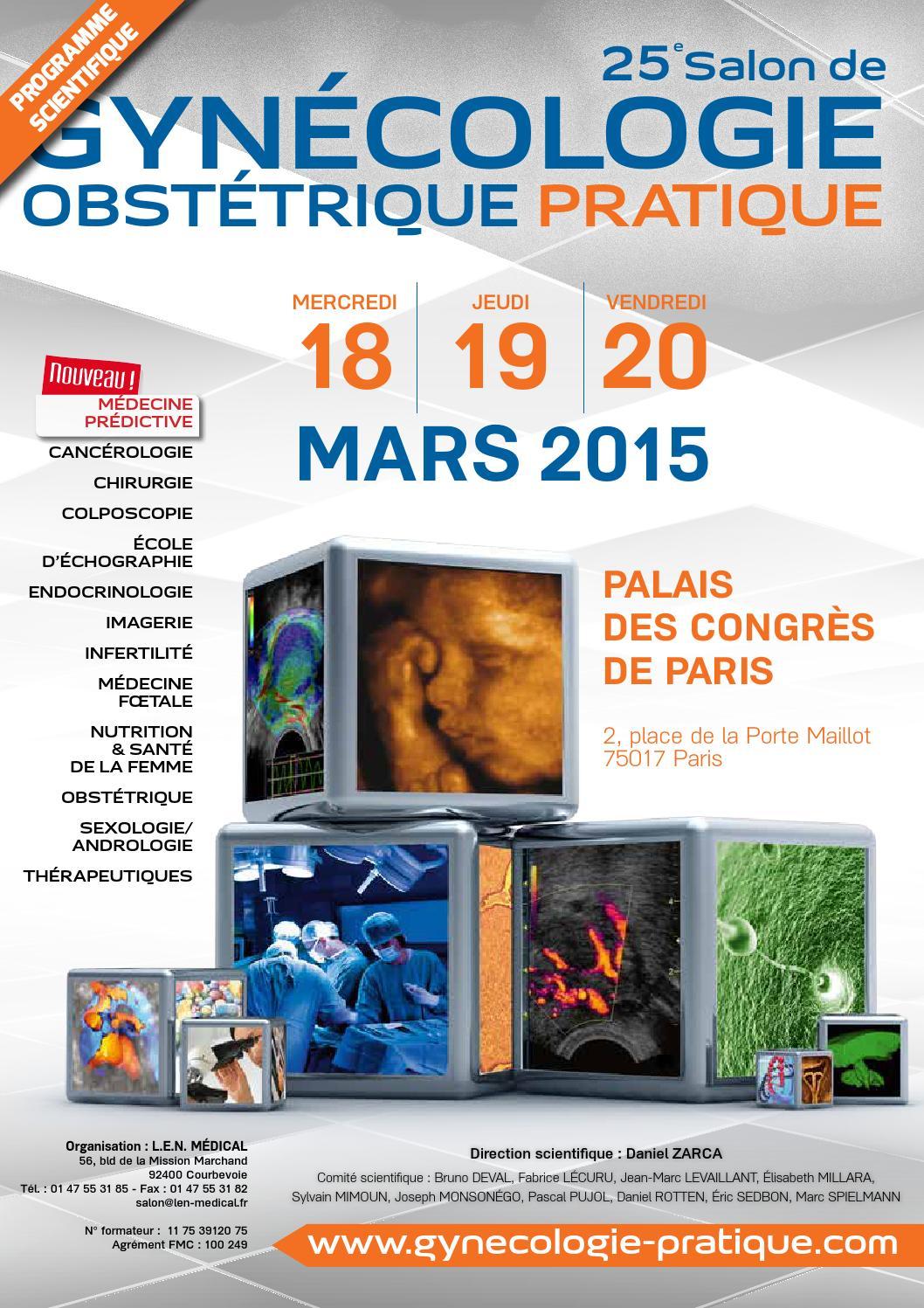 Gynécologie obstétrique - Elisabeth Chéreau