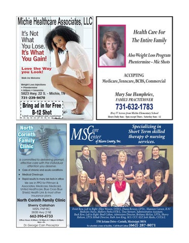 Crossroads 2015 Medical By Daily Corinthian Issuu