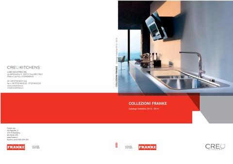Franke Catalogo 2016 by Gruppo Franke - issuu