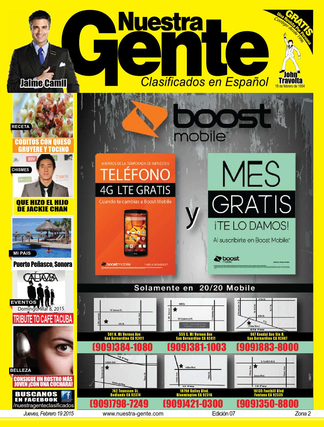 Nuestra Gente 2015 Edicion 7 Zona 2 by Nuestra Gente - issuu