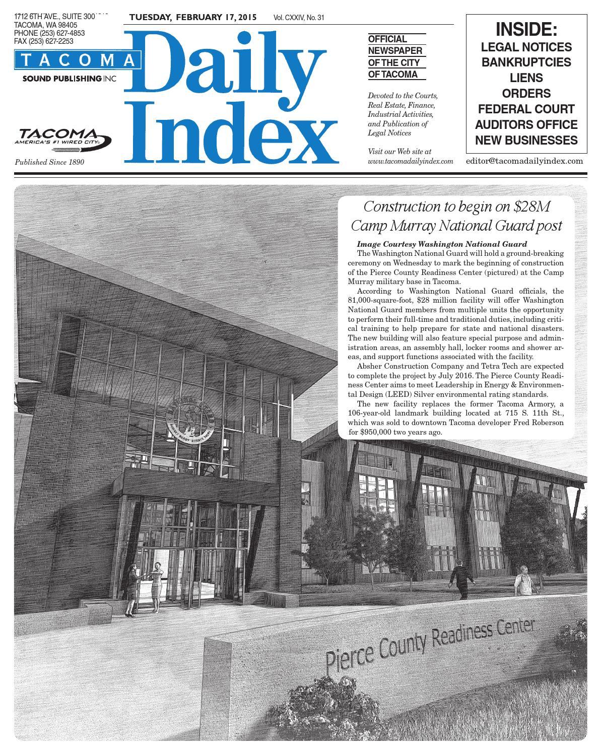 tacoma daily index february 17 2015 by sound publishing issuu issuu