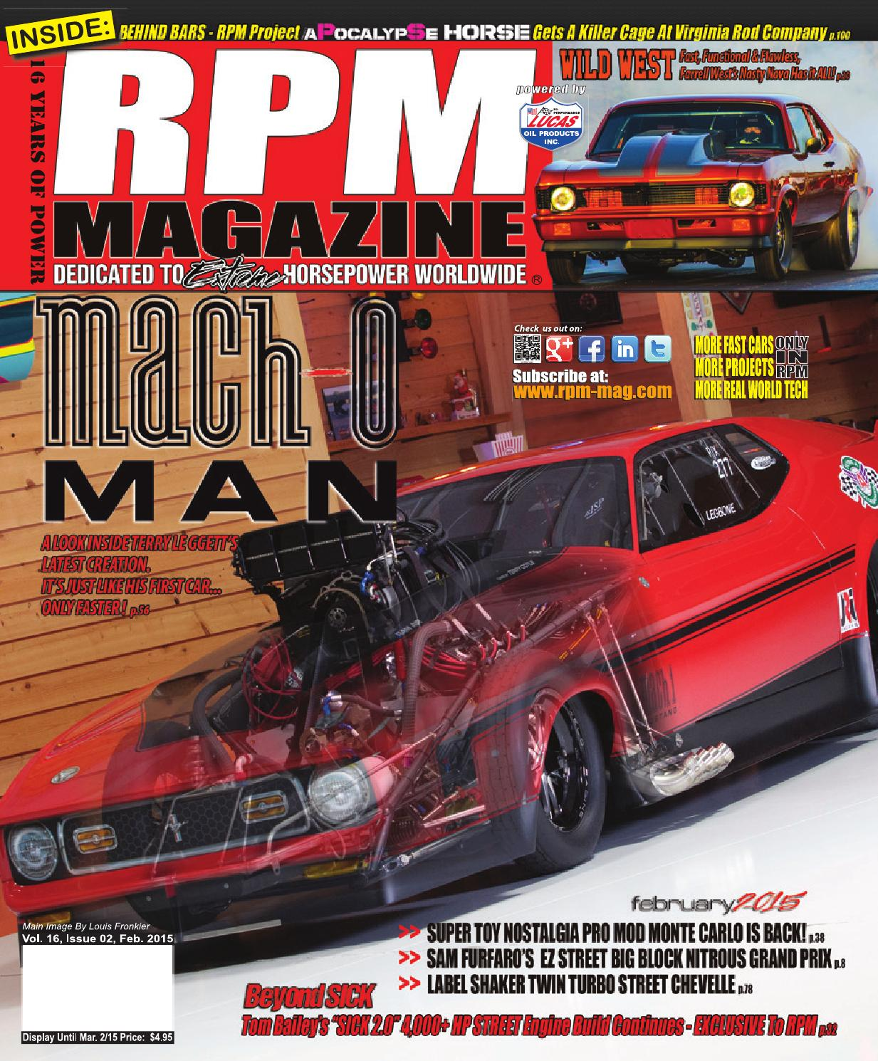 RPM Magazine February issue 2015 by RPM Magazine - issuu