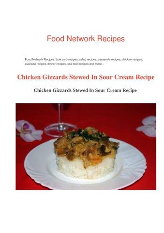Chicken in mushroom sauce with cheese casserole recipe by food chicken and rice recipe food network recipes forumfinder Gallery