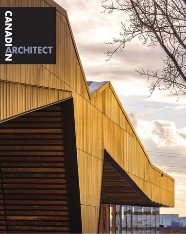 af359c05352 Canadian Architect February 2015 by Annex Business Media - issuu