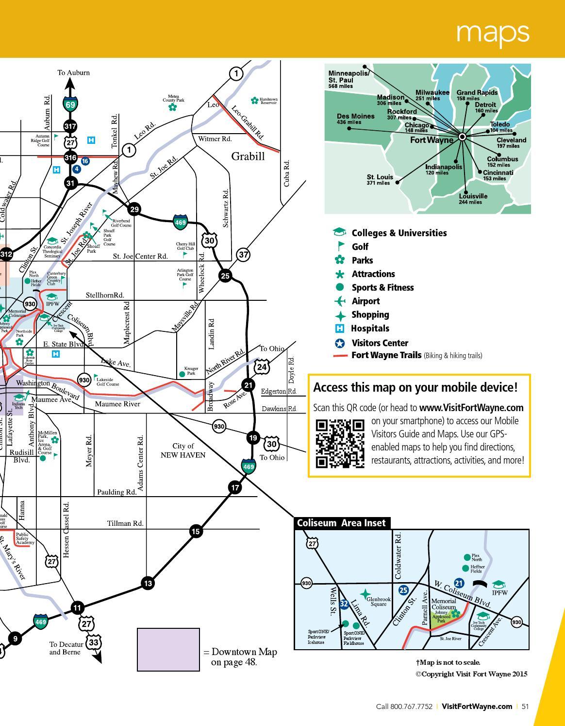 2015 Fort Wayne Visitors Guide by Visit Fort Wayne - issuu