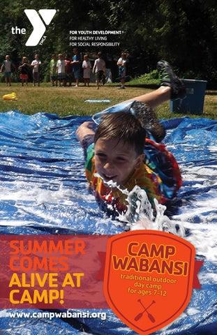 YMCA Camp Wabansi Summer 2015 by Teresa Kennedy - issuu