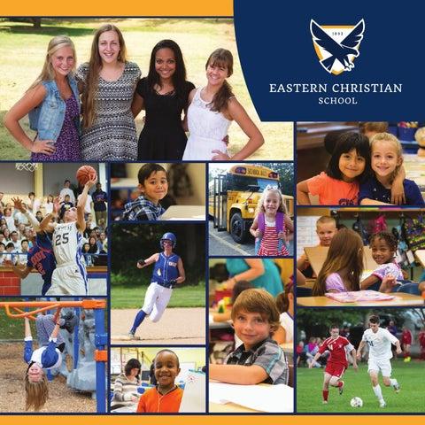 Eastern Christian School - Brochure by Eastern Christian School ...