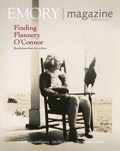 Emory Magazine Winter 2015 By Emory University Issuu