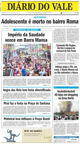 a6978e910 7577 diario quarta feira 18 02 2015 by Diário do Vale - issuu