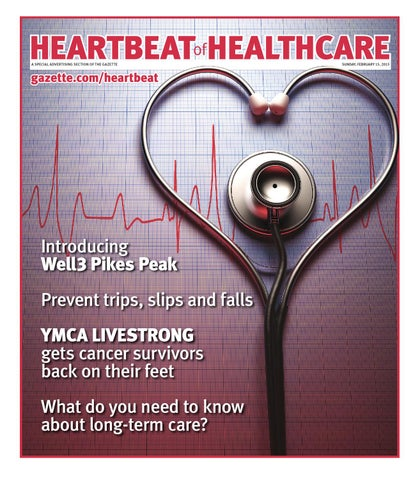 2015 Heartbeat of Health Care by Colorado Springs Gazette