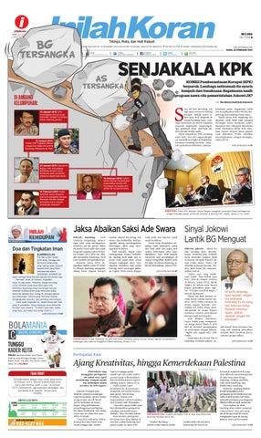 SENJAKALA KPK by inilah koran - issuu 80e2ab26c6