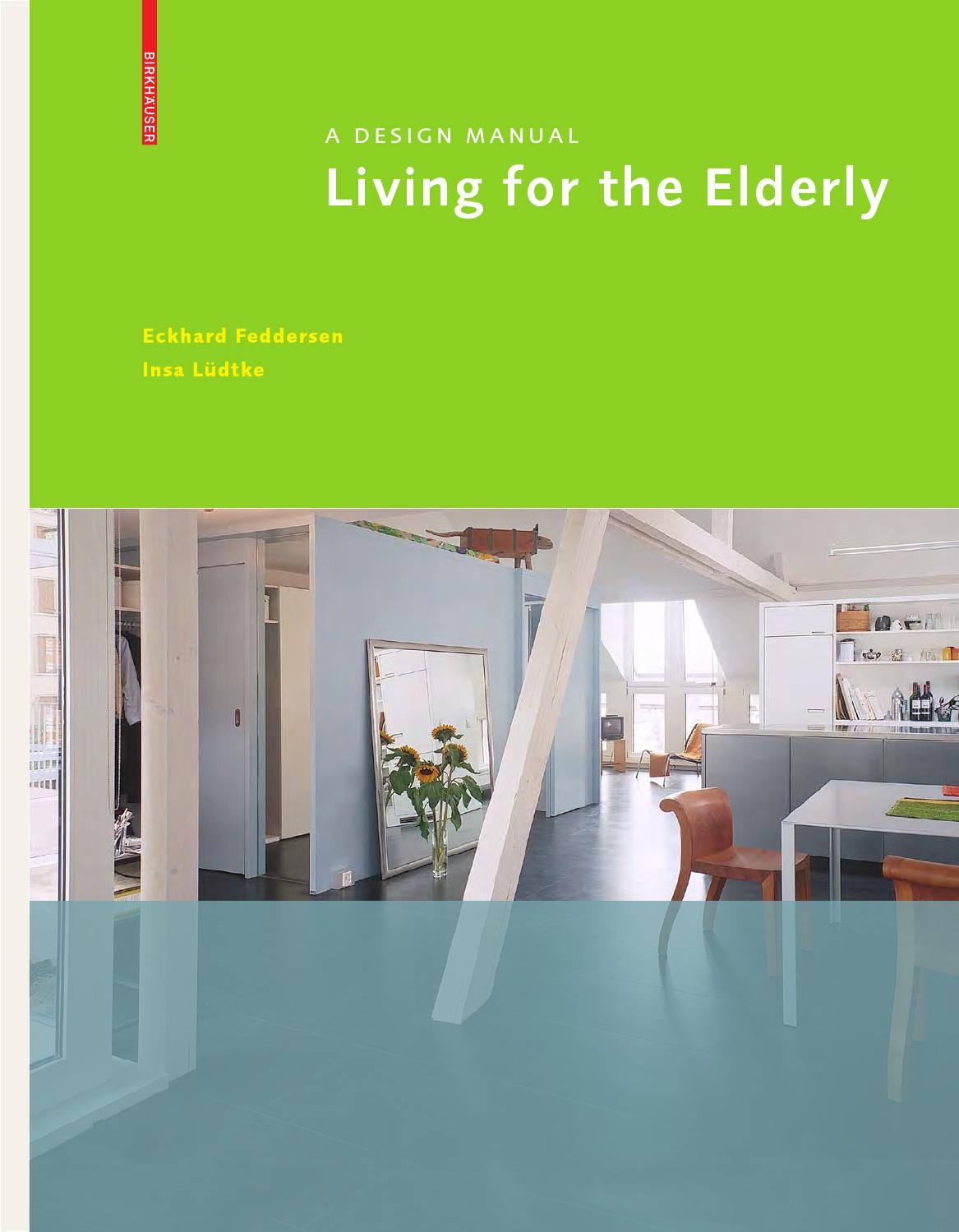 Living for the elderly by birkhäuser issuu