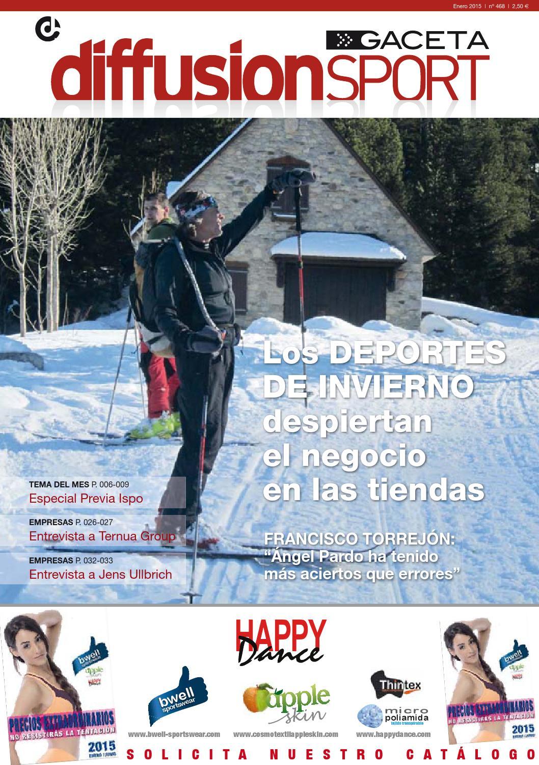 hot sale online b3e35 0444b Diffusion Sport - 468 by Peldaño - issuu