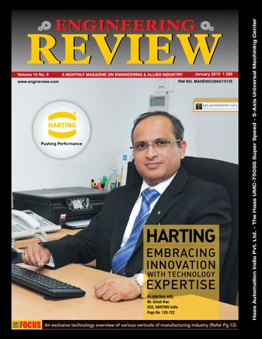 Engineering Review January 2015 By Divya Media Publications Pvt Ltd