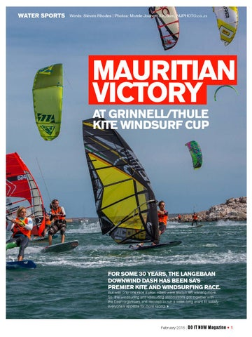 do it now magazine mauritian victory at grinnell thule kite