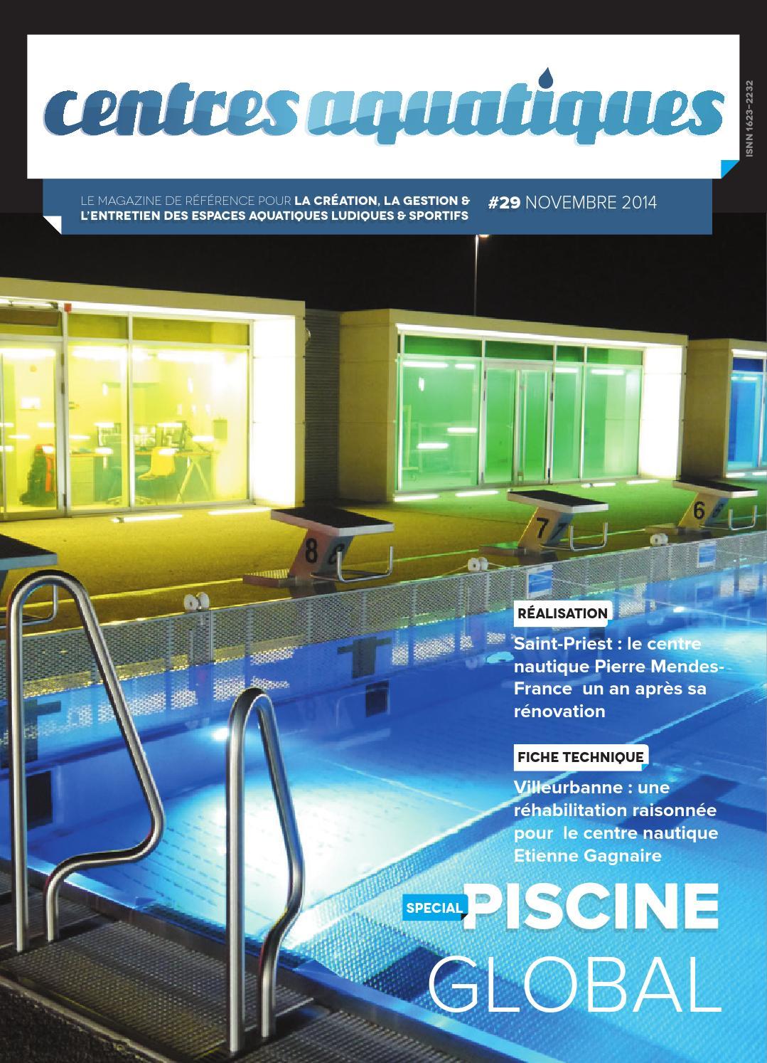 Centres Aquatiques Magazine By Les Editions De Bionnay   Issuu