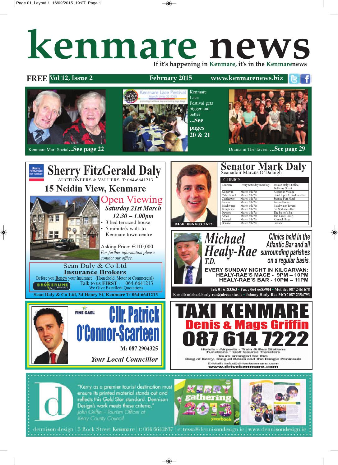 Kenmare news sept 2015 by Kenmare News - issuu