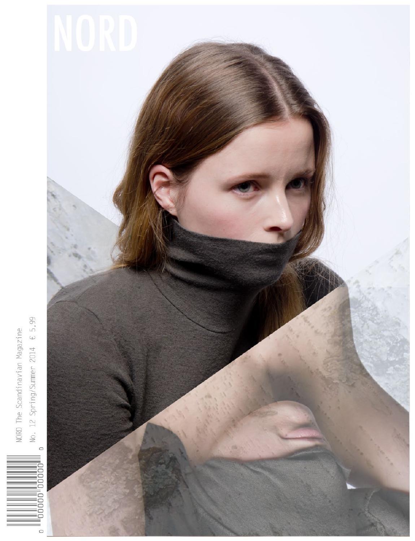 Nord Magazine By Nina Van Den Broek Issuu