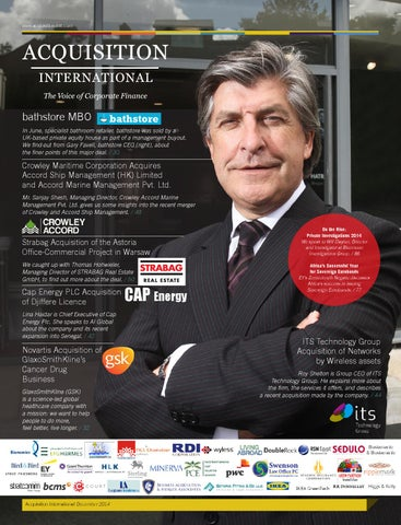 Acquisition International December 2014 by AI Global Media - issuu 405a903e5