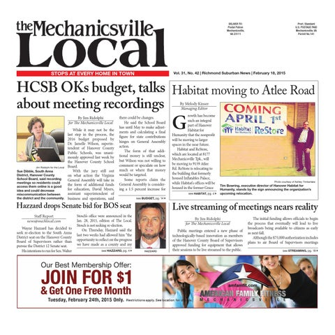 02 18 2015 by The Mechanicsville Local - issuu ec67505141