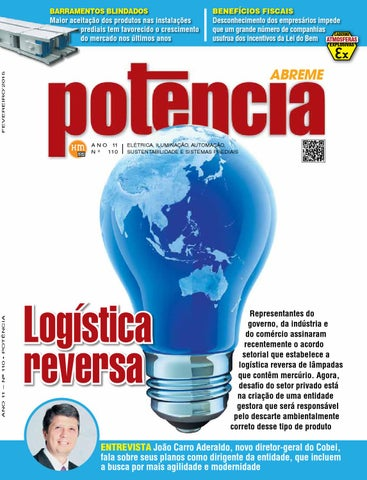 ac3873dc92 Revista Potência - Edição 110 - fevereiro de 2015 by Revista ...