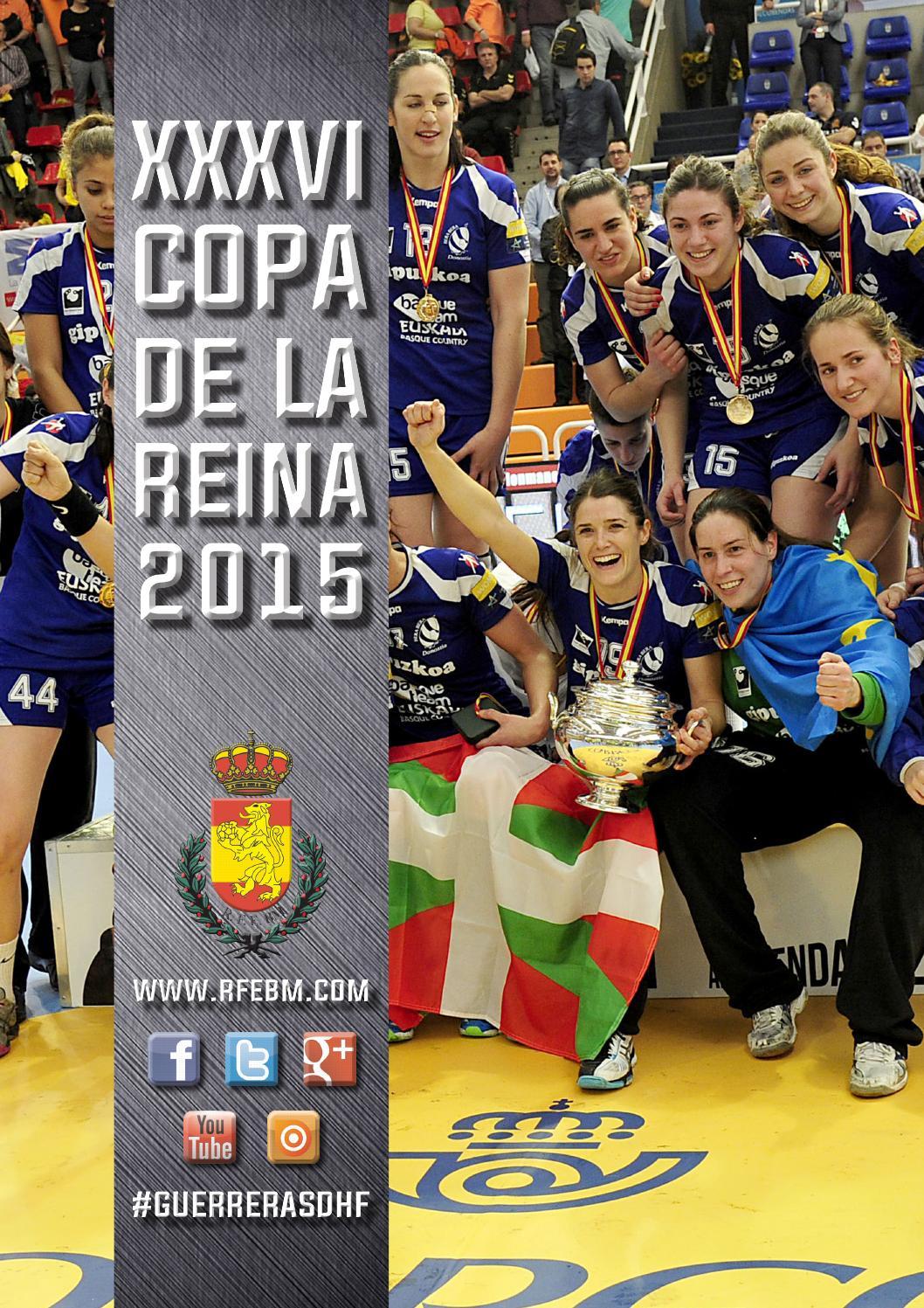 Revista de la copa de s m la reina 2015 by real - Viveros bermejo ...