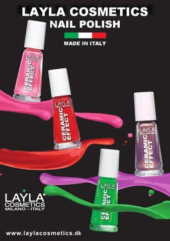 Nails Catalog By Laylacosmetics Issuu