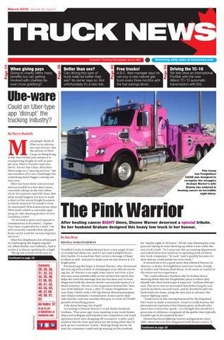 Truck News March 2015 by Annex Business Media - issuu