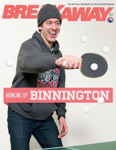526d69cb040 Breakaway Magazine Vol. 7 Issue 5 by Chicago Wolves - issuu