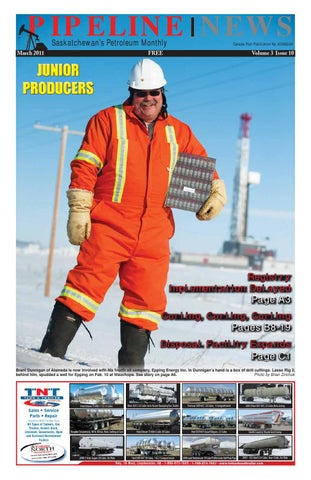 Pipeline News March 2011 by Pipeline News - issuu