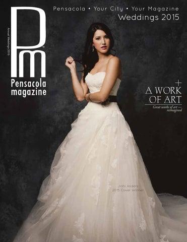 Pensacola Magazine Weddings 2016 By Ballinger Publishing