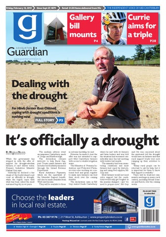 Ag 13a february 2015 by ashburton guardian issuu page 1 gumiabroncs Images