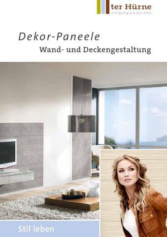 Deckengestaltung Teil Style - Wohndesign -