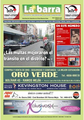 Periódico La barra - Febrero 2015 by Periódico La barra - issuu 48bb6041aacb