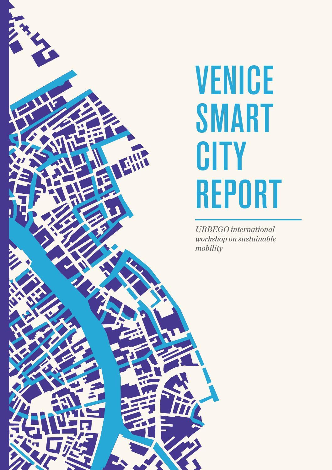 venice smart city report by urbego