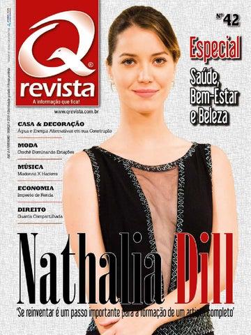 dc4411c96919 Nathalia Dill by Q Revista - issuu