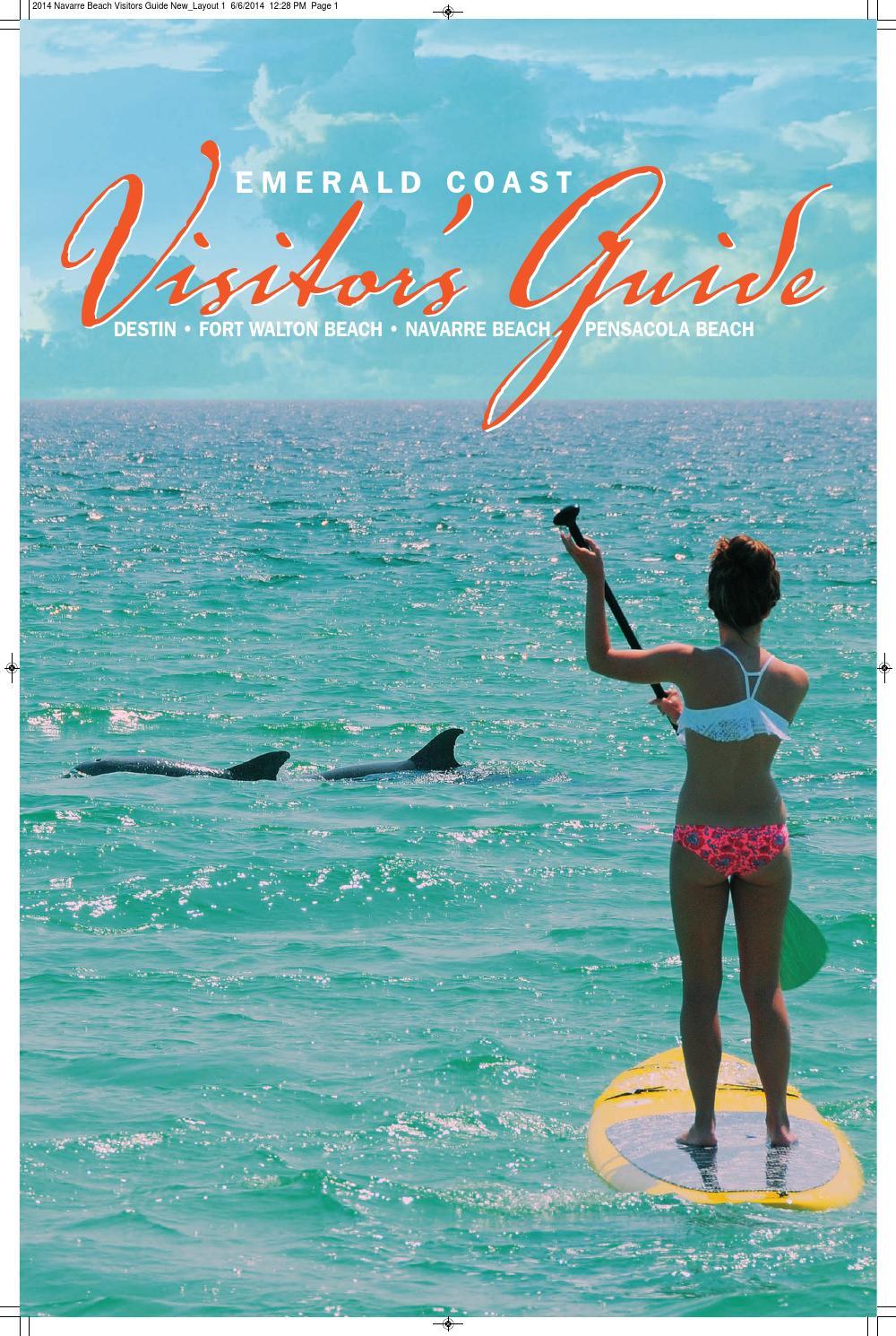 Pensacola Beach Florida Visitors Guide
